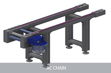 AC CHAIN CONVEYOR